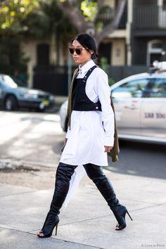 Sydney minimalism   A Love is Blind - Sydney Fashionweek 2015, Margaret Zhang