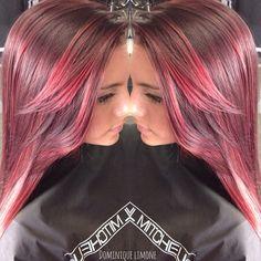#hotpink #purple ♥