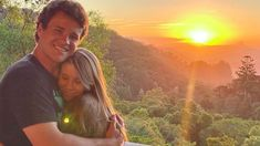 """The 22-year-old television personality and conservationist and 24-year-old professional wakeboarder channeled a """"very special"""" moment between Irwin's parents, late Crocodile Hunter star Steve Irwin and Terri Irwin, in a photo Thursday amid Irwin's pregnancy..."""