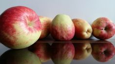 Manzanas para preparar pie :)