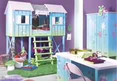 Awsome room for the little ones