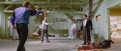"""iwdrm: """" """"If you shoot this man, you die next."""" Reservoir Dogs (1992) """""""