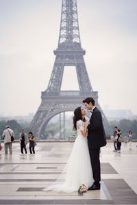 Renew Your Wedding Vows in Paris - Reaffirm your feelings for your beloved in the most romantic city in the world!