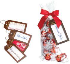 Business Customization | Lindt Chocolate
