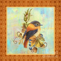 I uploaded new artwork to plout-gallery.artistwebsites.com! - 'Glorious Birds on Aqua-A' - http://plout-gallery.artistwebsites.com/featured/glorious-birds-on-aqua-a-jean-plout.html via @fineartamerica