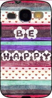 coque Be Happy Hippie pour Samsung Galaxy Core Plus G3500
