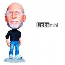 Mini Steve Jobs colecionavel