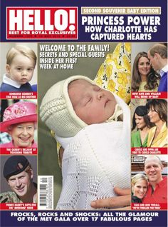 Issue 1379: How Princess Charlotte has captured our hearts
