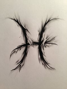Pisces tattoo design by soralovingcatfreak.deviantart.com on @deviantART