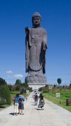Ushiku Daibutsu: The Great Buddha of Ushiku | Atlas Obscura