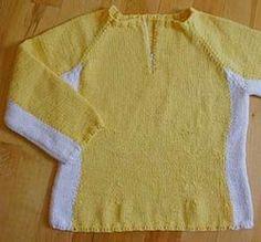 Free Knitting Pattern - Women's Sweaters: Tricot