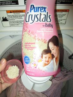 Purex Crystals Baby Fabric Softener