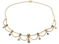 festoon necklace $2950