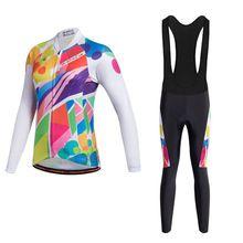 US $40.99 Miloto pro quality Cycling Jersey Women GEL long Bicycle Cycling Clothing Bike Wear Maillot Ropa Ciclismo Bib Pants #564. Aliexpress product