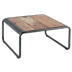 table basse farmer tables basses pinterest chaises agriculteurs et tables. Black Bedroom Furniture Sets. Home Design Ideas