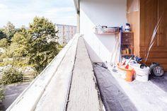 Detail - Glattanstrich Fensteröffnung!   #ÖNORM B5320