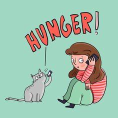 "Franziska Höllbacher auf Instagram: ""Wenn meine Katze ein Handy hätte. 🐈🪐💜 . . . #cats #katzenliebe #katzen #katze #catsofinstagram #catstagram #catmemes #illustrationart…"" Family Guy, Comics, Fictional Characters, Instagram, Cartoons, Fantasy Characters, Comic, Comics And Cartoons, Comic Books"