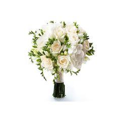 Buchet de mireasa cu trandafiri ivoire hortensie si frezii albe Wedding Bouquets, Wedding Dresses, Ranunculus, Beautiful Day, Weddings, Decoration, Garden, Flowers, Bouquets