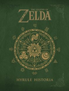 Hyrule Historia's Localized Cover