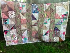 Vintage Quilt - another option for the vintage quilt blocks handed down