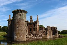 Our Maxwell family's historic castle - Review of Caerlaverock Castle, Dumfries, Scotland - TripAdvisor