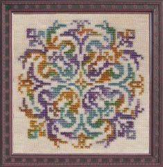 Aventail Cross Stitch pattern