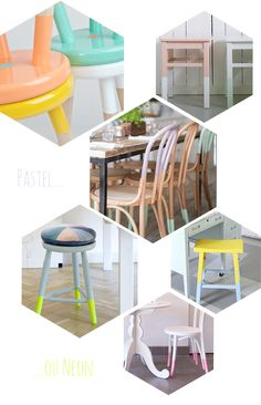 Relooking chaise relooking meuble pinterest wooden chairs kid playroom - Relooker chaise paille ...