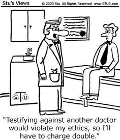 funny articles and reviews at doctors