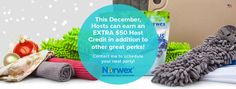 Norwex USA December Host Specials. For more info: http://norwex.biz/en_US/specials-and-sales