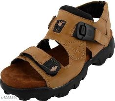 Sandals Trendy Latest Sandal For Men Material: Syntethic Leather Sole Material: TPR Fastening & Back Detail: Velcro Pattern: Solid Multipack: 1 Sizes:  IND-7 (Foot Length Size: 27.3 cm)  IND-6 (Foot Length Size: 26.3 cm)  IND-10 (Foot Length Size: 29.7 cm)  IND-9 (Foot Length Size: 28.6 cm)  IND-8 (Foot Length Size: 27.9 cm)  Country of Origin: India Sizes Available: IND-6, IND-7, IND-8, IND-9, IND-10   Catalog Rating: ★4 (418)  Catalog Name: Unique Fabulous Men Sandals CatalogID_1107661 C67-SC1238 Code: 865-6936590-999