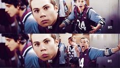 "When he gets excited, it's adorable as hell. | 31 Reasons Why Stiles Is The Hottest Part Of ""Teen Wolf"""
