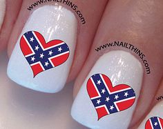 Freehand rebel flag nail art design nail art pinterest arte freehand rebel flag nail art design nail art pinterest arte per unghie design per nail art e unghie decorate con bandiere prinsesfo Image collections