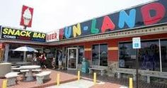 Fun Land in Panama City Beach, FL