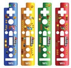 Customer Image Gallery for Hori Remote Skin New Super Mario Bros - Full Character (Wii)