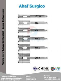 Dental Implant Instruments Kit, Bone Expander Kit, Dental Implants Conical Drills with External Irrigation, Dental Implants Drill, Dental Implants Kit, Dental Implants Terphine and bits, Dental Implan