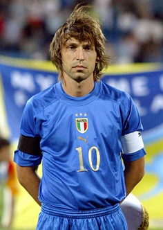 Andrea Pirlo, Italy, midfield. Second to none with crossing, curling, short passing and long passing. Works hard the whole 90 minutes. A valuable member to any starting 11, even in his mid 30's.