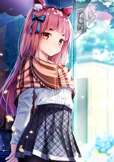Safebooru is a anime and manga picture search engine, images are being updated hourly. Anime Neko, Chica Anime Manga, Anime Art, Anime Eyes, Hot Anime, Anime Girl Cute, Beautiful Anime Girl, Kawaii Anime Girl, Anime Girls