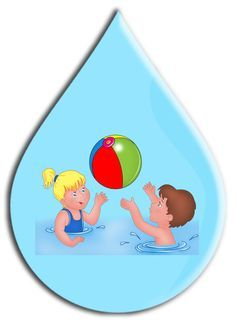 Матеріали для лепбука вода Save Earth Posters, Water Saving Tips, Water Day, Nature Activities, Water Cycle, Cute Clipart, Hygiene, Earth Day, Childhood Education