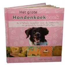Zo zet jij snel en gemakkelijk de heerlijkste gerechten 'op tafel' voor de hond #hondenkoekboek #honden #dog #koken