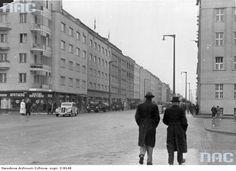 Świętojańska dawniej - zdjęcia, fotorelacje, fotoreportaże - aktualne wydarzenia. Gdańsk, Sopot, Gdynia - Trójmiasto.