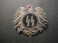 The Schutzstaffel – Hitler's Private Army - The evolving of the Schutzstaffel (SS), Adolf Hitler's private army or Sturm Abteilung (Storm Troopers) happened between 1923 and Creepy History, Army History, Germany Ww2, Prisoners Of War, Wwii, World War Ii, Army Medals, Storm Troopers, Military Uniforms
