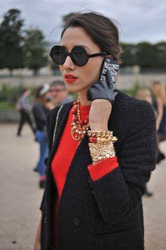 Paris Fashion Week ksubi Bellatrix #sunglasses from #SunglassCurator.com