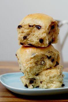 Besser als vom Bäcker: Fluffig, saftig und sooooo schokoladig sind diese Schokoweckchen ❤️