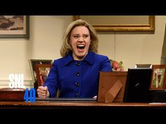 Hillary Clinton Election Video Cold Open - SNL