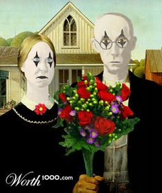 American Gothic - Worth1000 Contests