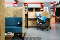 Hack office systems by Konstantin Grcic