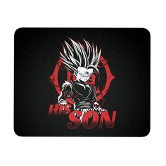 Super Saiyan Gohan Son Mouse Pad - TL00485MP