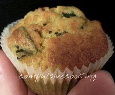Muffin zucchine e pancetta