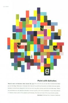 Louis Danziger - Paint with Gelvatex