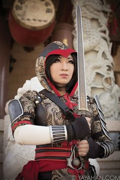 Assassin's Creed Chronicles – Cosplay Interview mit Yaya Han